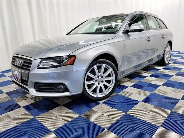2009 AUDI A4 Avant 2.0T AWD/LEATHER/SUNROOF/MEMORY SEATS in Winnipeg, Manitoba