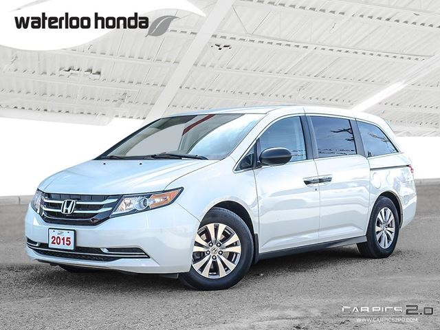 2015 HONDA ODYSSEY SE One Owner, Back Up Camera and More! in Waterloo, Ontario