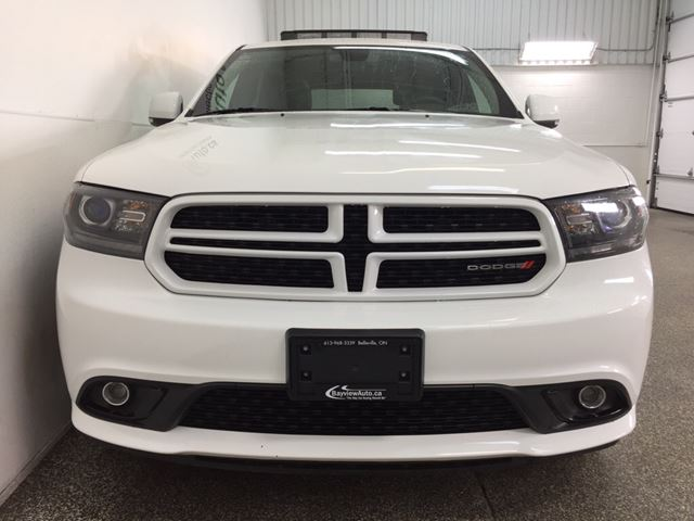 2017 dodge durango gt awd hitch roof htd lthr rev cam uconnect belleville ontario car for. Black Bedroom Furniture Sets. Home Design Ideas