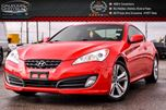 2011 Hyundai Genesis Premium Pwr Sunroof Bluetooth Leather Heated Front Seats 19Alloy Trims in Bolton, Ontario