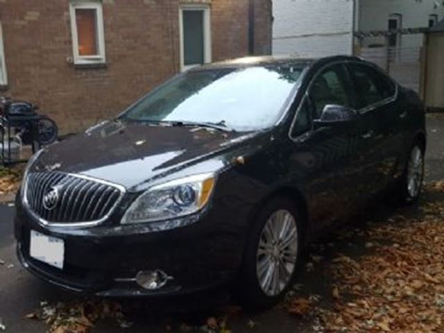 2014 BUICK VERANO w/Convenience Package 1 in Mississauga, Ontario