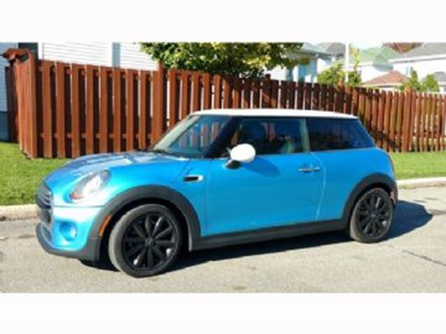 2015 MINI COOPER Style + Loaded + Essential Packs, in Mississauga, Ontario