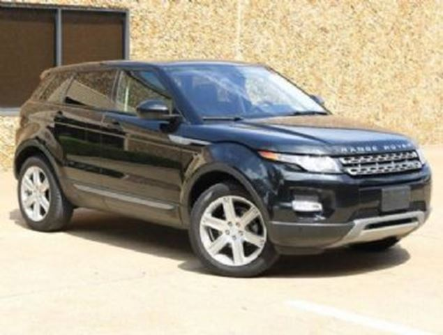 2015 LAND ROVER RANGE ROVER EVOQUE Pure Plus in Mississauga, Ontario