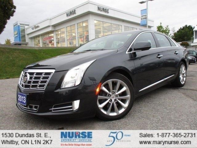2013 CADILLAC XTS Luxury Collection in Whitby, Ontario