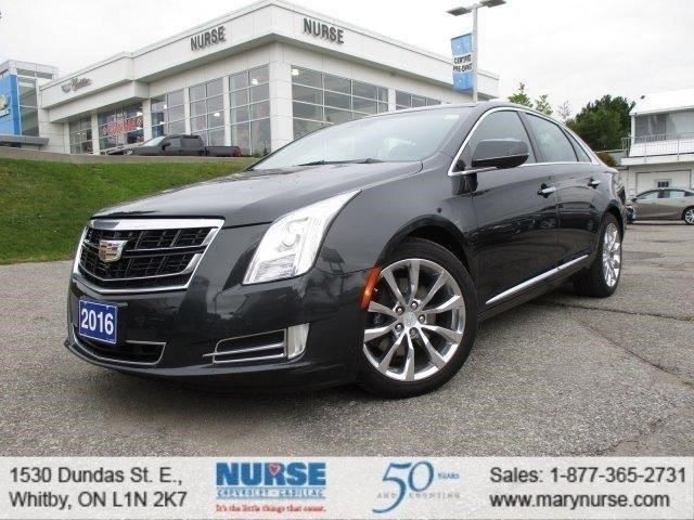 2016 CADILLAC XTS Premium Collection in Whitby, Ontario