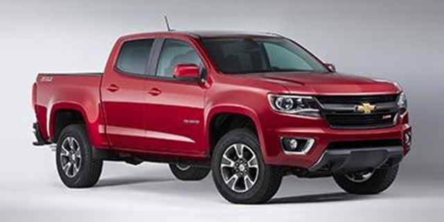 2015 Chevrolet Colorado 4WD Z71 in Timmins, Ontario