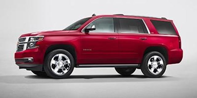 2016 Chevrolet Tahoe LTZ in Timmins, Ontario