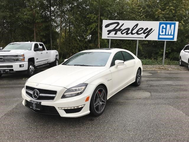 2012 MERCEDES-BENZ CLS-CLASS CLS63 AMG in Sechelt, British Columbia