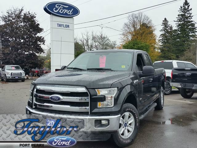 2015 FORD F-150 XLT *1 OWNER* *VERY CLEAN* in Port Perry, Ontario