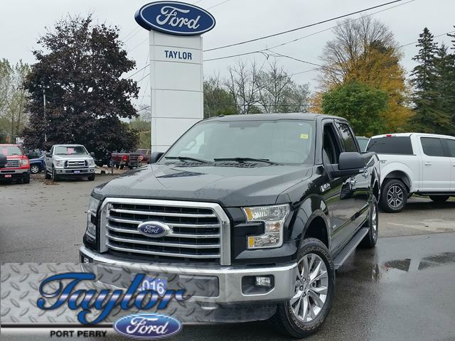 2016 FORD F-150 XLT *1 OWNER* *NAV* *REMOTE START* in Port Perry, Ontario