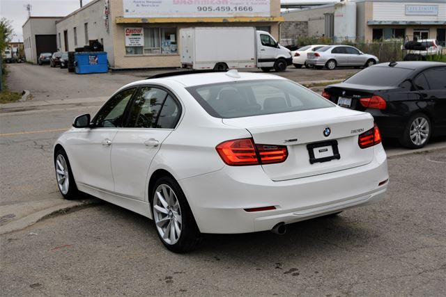 used 2014 bmw 3 series 320i xdrive awd no accidents navi leather sunroof brampton. Black Bedroom Furniture Sets. Home Design Ideas