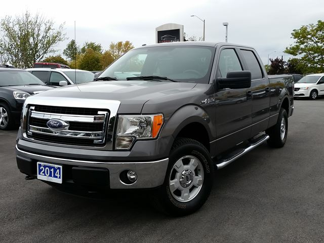 2014 FORD F-150 XLT in Belleville, Ontario