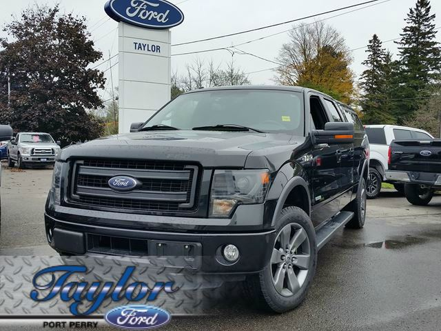 2014 FORD F-150 FX4 *SUNROOF* *NAV* *REMOTE START* in Port Perry, Ontario