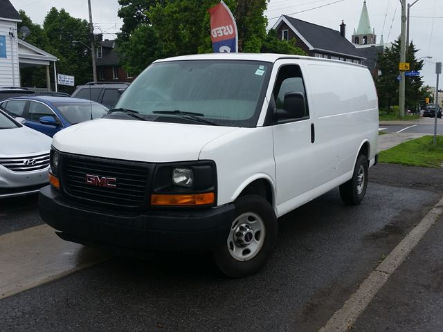 2013 GMC SAVANA           in Ottawa, Ontario