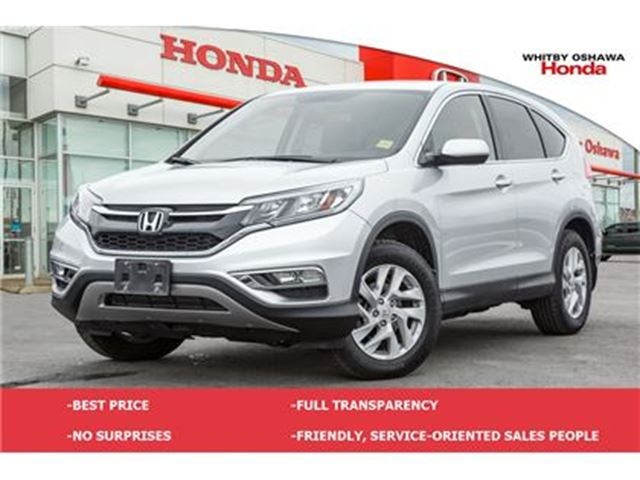 2015 HONDA CR-V EX-L (AT) in Whitby, Ontario