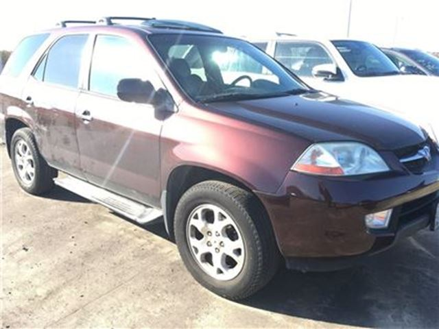 2001 ACURA MDX 3.5L (AT) in Whitby, Ontario