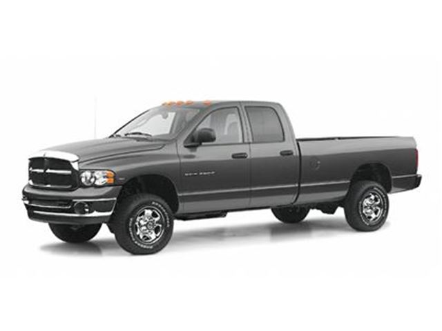 2003 DODGE RAM 2500 SLT/Laramie in Coquitlam, British Columbia