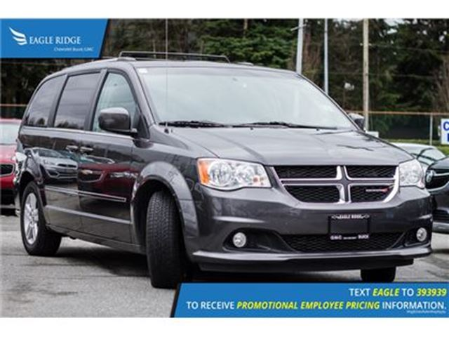 2016 DODGE GRAND CARAVAN Crew in Coquitlam, British Columbia