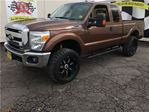 2012 Ford F-250 XLT, Extended Cab, Auto, Back Up Sensor 4x4 in Burlington, Ontario