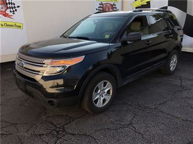 2012 FORD EXPLORER Automatic, Third Row Seating, Bluetooth in Burlington, Ontario
