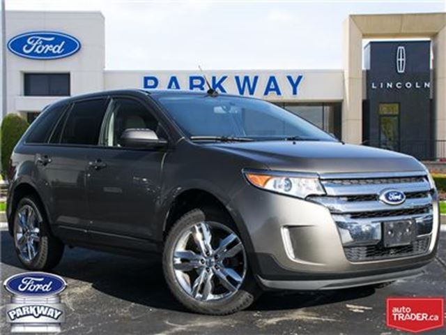 2014 FORD EDGE SEL AWD  ACCIDENT FREE  1-OWNER  $250 BIWEEKLY in Waterloo, Ontario