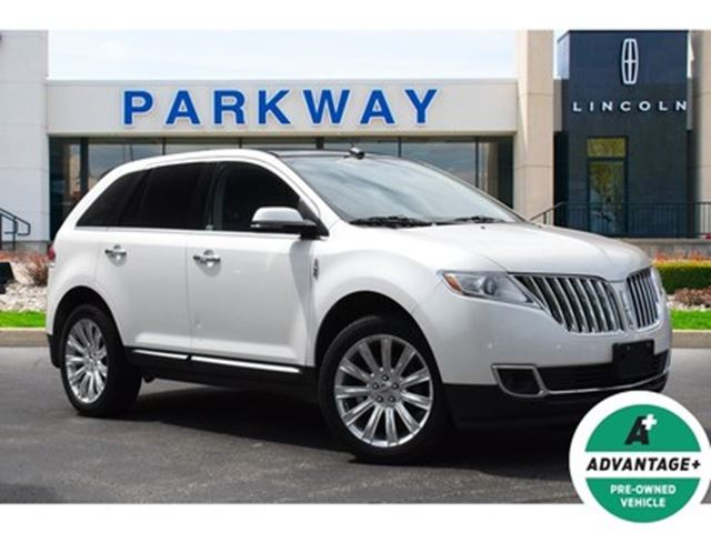 2014 LINCOLN MKX AWD  ACCIDENT FREE  $249 BIWEEKLY in Waterloo, Ontario