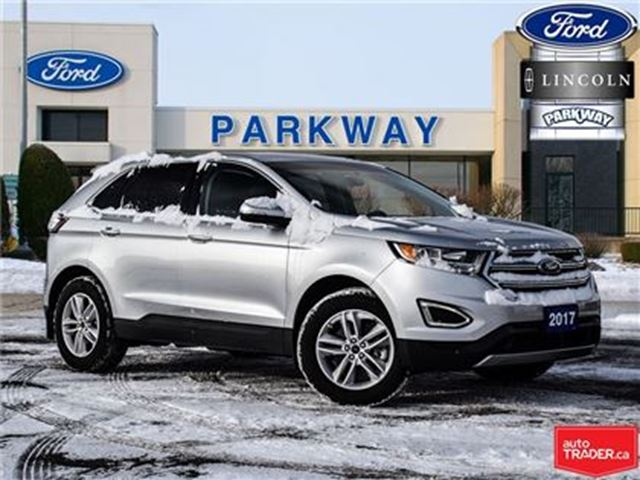 2017 FORD EDGE SEL AWD  1-OWNER  ACCIDENT FREE  $233 BIWEEKLY in Waterloo, Ontario