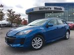 2012 Mazda MAZDA3 Sport SPORT GS BLUETOOTH, HEATED SEATS, CRUISE in Barrie, Ontario