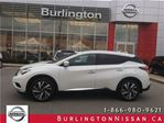 2017 Nissan Murano Platinum in Burlington, Ontario