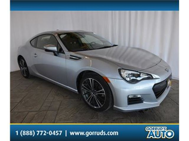 2015 SUBARU BRZ HEATED SEATS/NAV/BLUETOOTH/ALLOY RIMS in Milton, Ontario