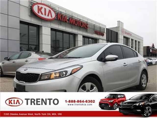 2017 KIA FORTE LX in North York, Ontario