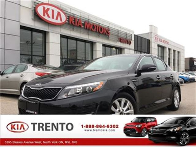2015 KIA OPTIMA EX in North York, Ontario