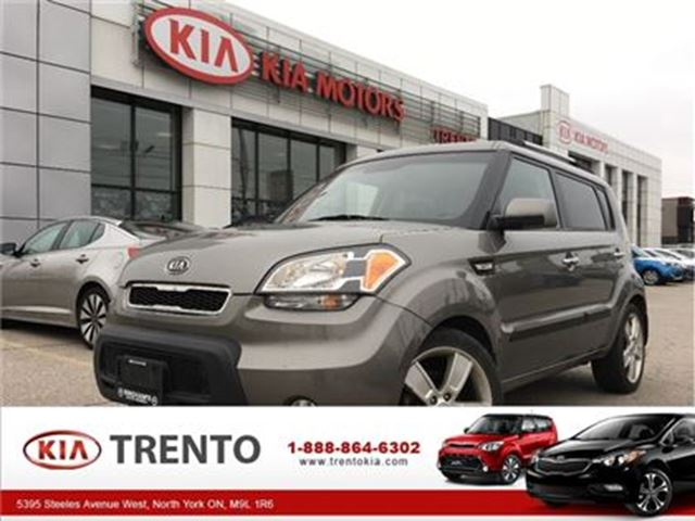 2011 KIA SOUL 4u in North York, Ontario