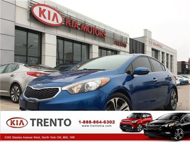 2014 KIA FORTE EX in North York, Ontario