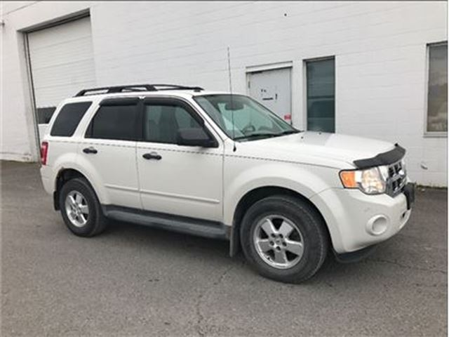 2011 FORD Escape XLT Automatic 3.0L in Ottawa Ontario : dan murphy ford used cars - markmcfarlin.com