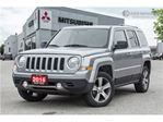 2016 Jeep Patriot 4X4   LEATHER   SUNROOF   CARPROOF in Mississauga, Ontario