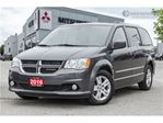 2016 Dodge Grand Caravan CREW PLUS   LEATHER   POWER DOORS  BACK UP CAMERA in Mississauga, Ontario
