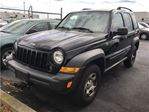 2006 Jeep Liberty Sport in Burlington, Ontario