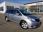 2017 Toyota Sienna 5DR 7-PASS FWD As Good as New! Backup Cam, Tri-Zone Climate Control in Edmonton, Alberta