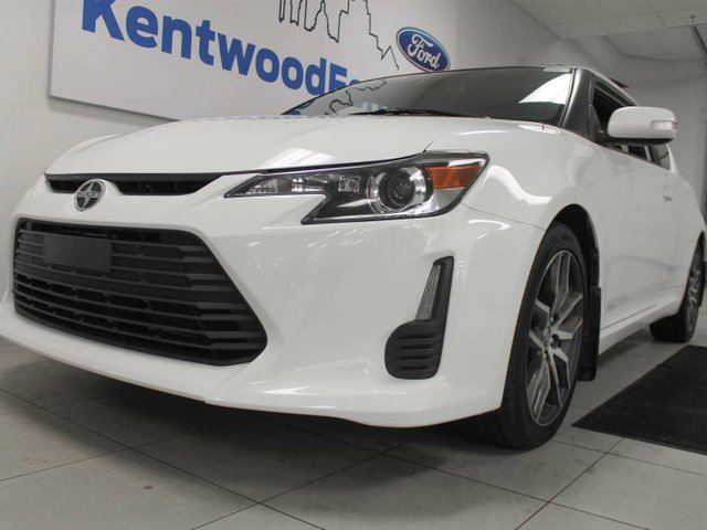 2014 SCION TC tC- It's got a sound system to rock your socks off plus a sunroof! in Edmonton, Alberta