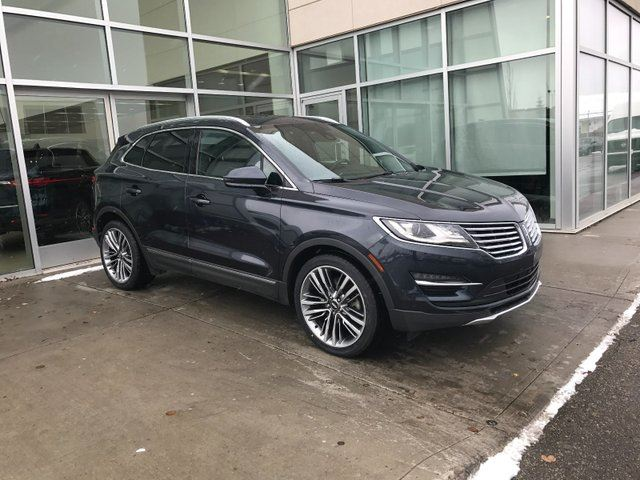 2015 LINCOLN MKC NAV/HEATED AND COOLED SEATS/BLIND SPOT/HEATED WHEEL in Edmonton, Alberta