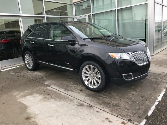 2014 LINCOLN MKX NAV/HEATED AND COOLED SEATS/BACK UP CAMERA/BLIND SPOT in Edmonton, Alberta