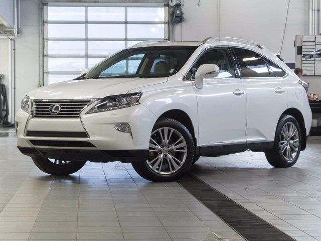 2014 LEXUS RX 350 Touring w/Blind Spot Monitor in Kelowna, British Columbia