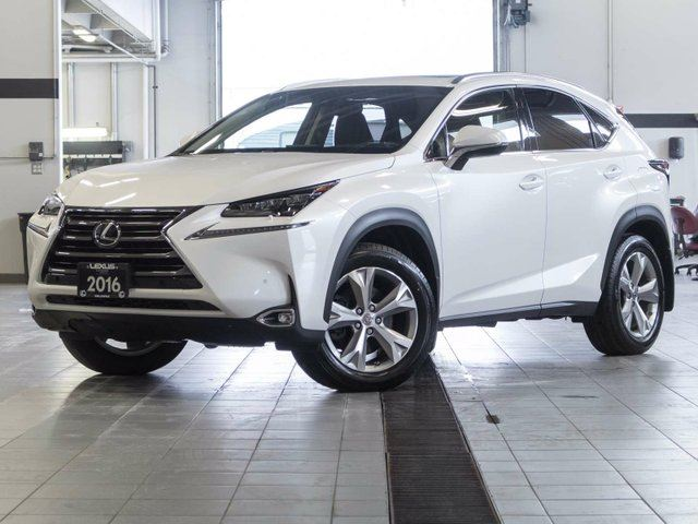 2016 LEXUS NX 200T Executive w/Heads up Display in Kelowna, British Columbia