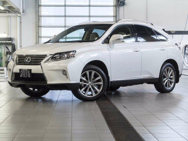 2015 LEXUS RX 350 Touring w/Navigation in Kelowna, British Columbia