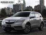 2014 Acura MDX Navigation at in Vancouver, British Columbia