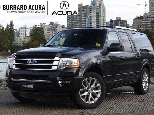 2015 FORD EXPEDITION Limited Max in Vancouver, British Columbia