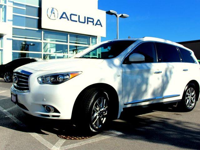 2014 INFINITI QX60 AWD in Langley, British Columbia