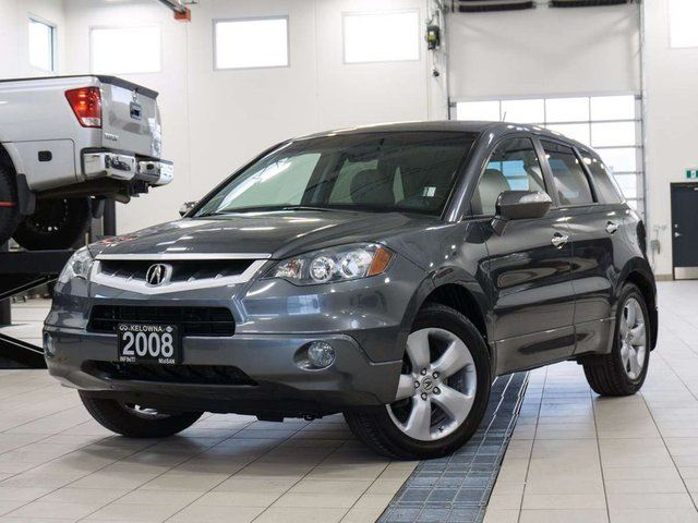 2008 ACURA RDX AWD 5-Spd AT with Technology Package in Kelowna, British Columbia