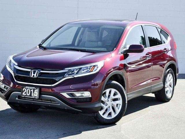2015 HONDA CR-V EX in Kelowna, British Columbia